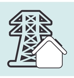 Energy icon design vector