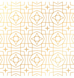 Abstract golden textures pattern background vector