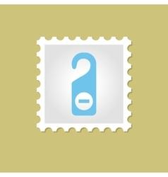 Do not disturb stamp vector