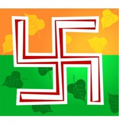 Swastika vector