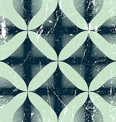 Abstract vintage seamless background seaml vector