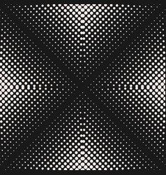 Seamless pattern visual halftone gradually vector
