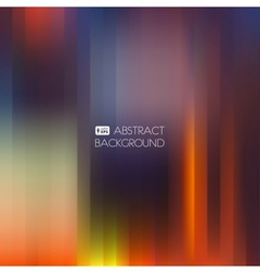 Colorful Abstract Striped Background vector image vector image