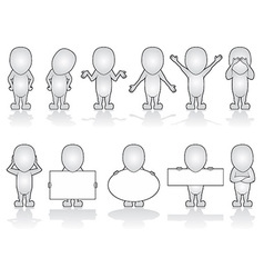 Generic character vector