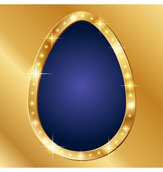 Flash banner easter vector