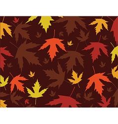 Autumn design vector image vector image