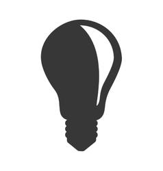 Bulb light electricity vector