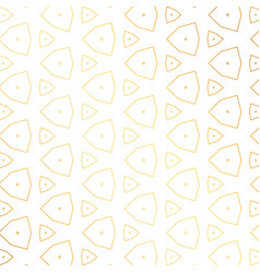 Golden lines abstract background design vector