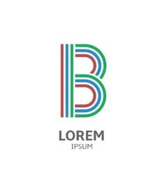 Lorem ipsum b vector