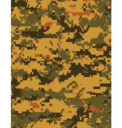 variant1 camo tileable vector image vector image