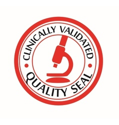 Clinically validated quality seal vector