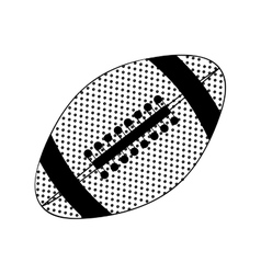 Football ball icon image vector