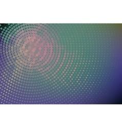 Pink dot slide vector image