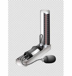 Blood preassure pump kit vector