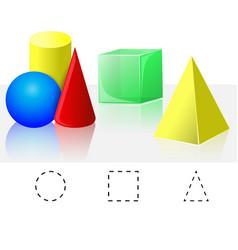 figuri vector image