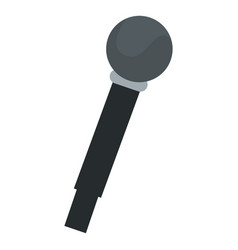 microphone sound device vector image
