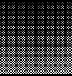retro gradient halftone background pop art style vector image