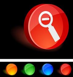 Remove Icon vector image vector image
