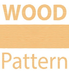 Ultimate wood pattern vector