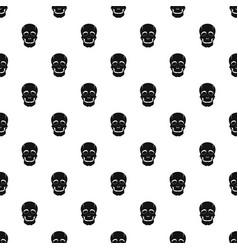 Singer mask pattern vector