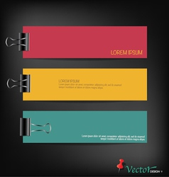 Collection of various papers vector