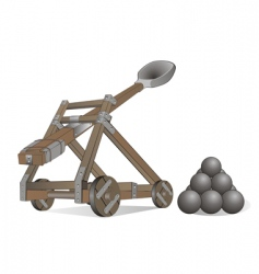 Catapult vector