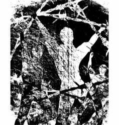 escape vector image