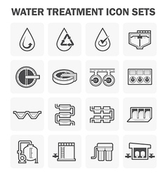 Water treatment vector