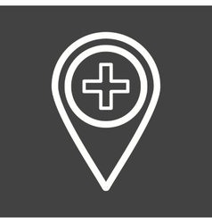 Hospital location vector