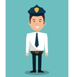 Avatar person design vector