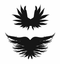 ugly wing iv vector image