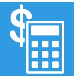 Calculation icon vector