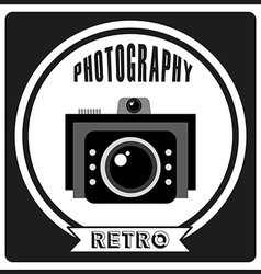 Old style photograph vector