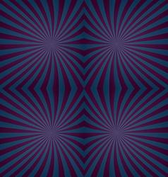Dark seamless hypnotic swirl pattern background vector
