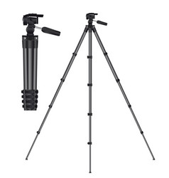 tripod for camera vector image vector image
