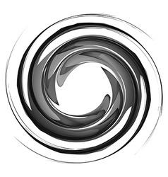 Vortex background black vector