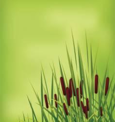 natural art vector image