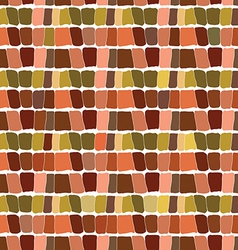 Abstract seamless pattern brown background vector