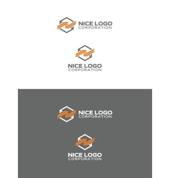 packing and packaging logo vector image vector image