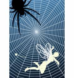 fairy prey vector image