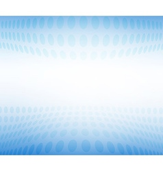 Abstract blue background blur effect vector image