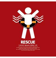 Rescue vector