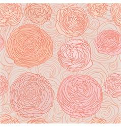 Ranunculusswirls vector