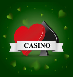 Casino theme with preference vector