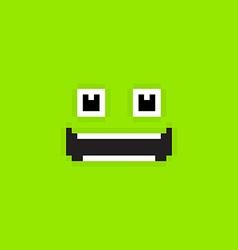 Pixel face vector