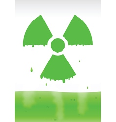 Radiation icon2 vector