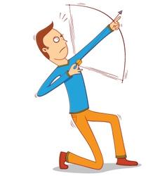 Archery vector