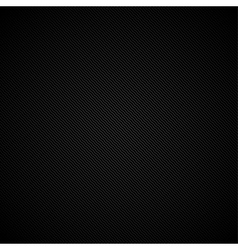 Black striped texture - background vector