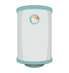 Boiler icon cartoon style vector