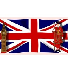 London England vector image vector image